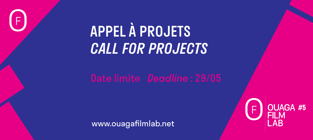 Appel à projets call for projects